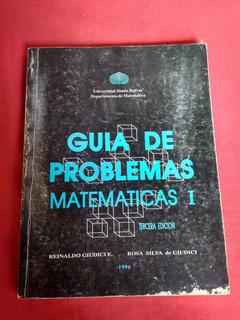 Guia De Problemas Matematica 1 Universidad Simon Bolivar #30