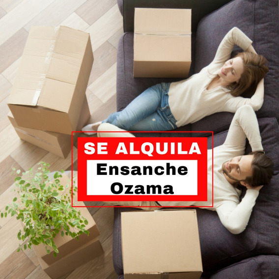 Apartamento Renta/alquiler Ensanche Ozama, Santo Domingo