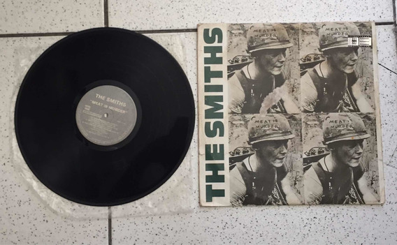 Lp The Smiths Meat Is Murder 1986