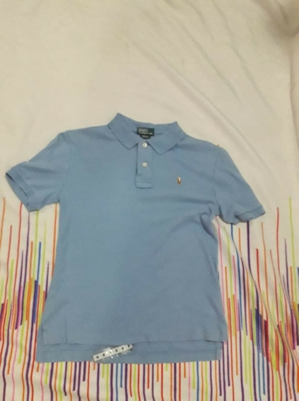 Bc Playera Polo Ralph Laurent 10-12 Niño N-lacoste Hilfiger
