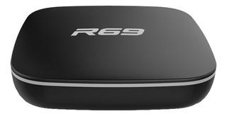 R69 Android 7.1 Smart Tv Box 1gb+8gb Quad Core Wifi H.265 4k