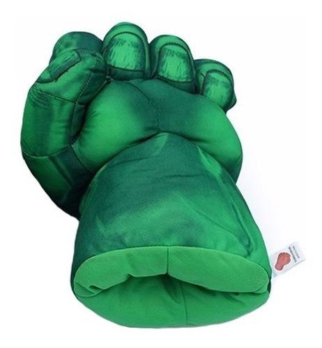 Puño Hulk Increible Guante Juguete Regalo Niño Disfraz