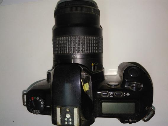 Câmera Canon Eos 500 Analogica