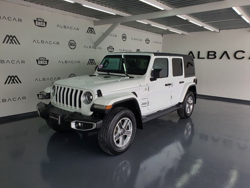 Imagen 1 de 15 de Jeep Wrangler 2018 3.8 V6 Unlimited Sahara Jl 4x4 At