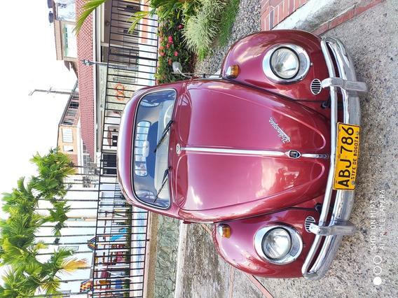Volkswagen, Escarabajo Clasico