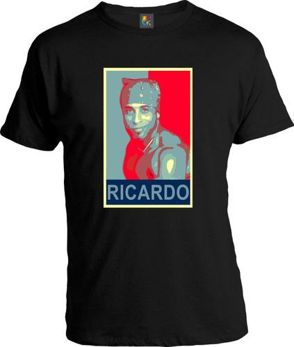 Remera Ricardo Milos - Ok Creativo