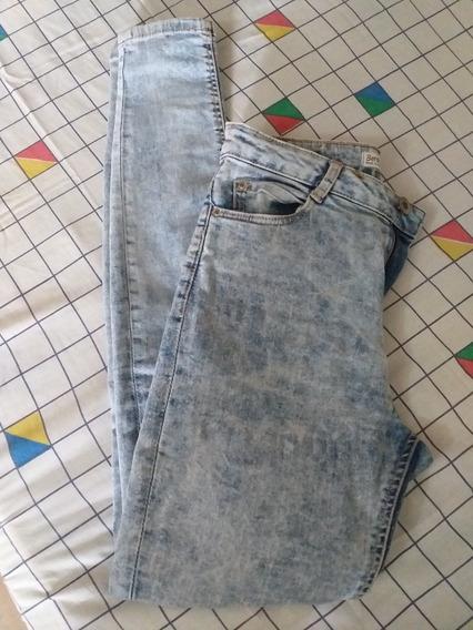 Jeans Alto Berskha Dama
