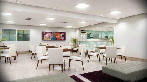 Imagem 1 de 7 de Apartamento - Venda - Centro - Mongagua - Abe6