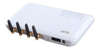 Goip 4 Sim Card Gateway - Planta Gsm
