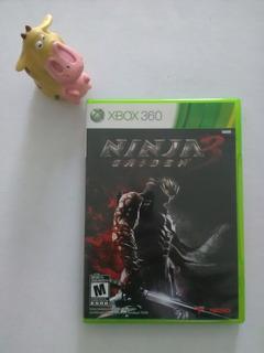 Ninja Gaiden 3 Xbox 360 Garantizado