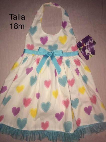 Ropa De Niñas Vestidos Importados 0-12años Ofertaaa