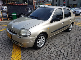 Renault Symbol 1.4 Refull Unico Dueño Hermoso Impecable