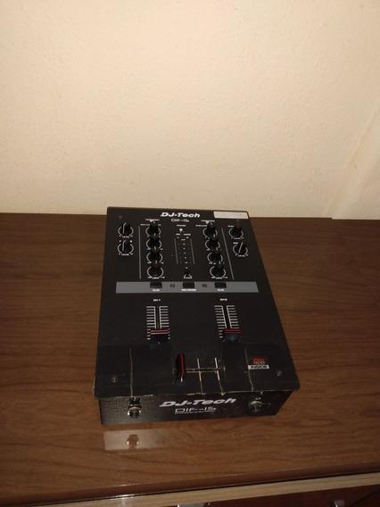 Mixer Dj Tech Dif 1 Innofader