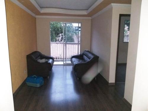 Apartamento De 02 Quartos Bairro Frei Leopoldo - Asn2064
