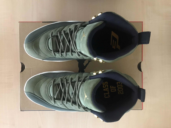 Air Jordan Retro 12 Edicion Chris Paul
