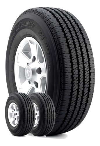 Combo 3u 245/65 R17 T Bridgestone Dueler H/t 684iii Envío $0