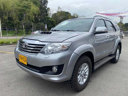Toyota Fortuner 2015 3.0 Sr5 169 Hp