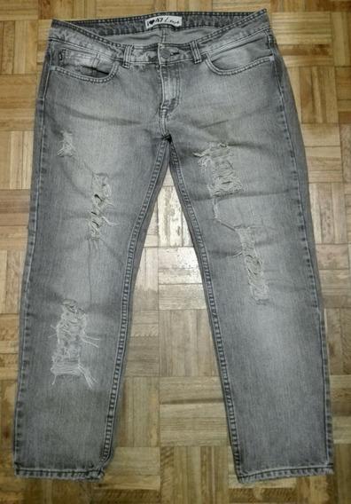 Pantalon Con Cuadros Pantalones 47 Street Mercadolibre Com Ar