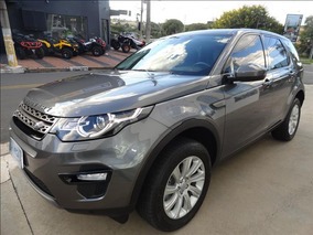 Land Rover Discovery Sport 2.2 Se Sd4 Turbo Diesel 4p Automa