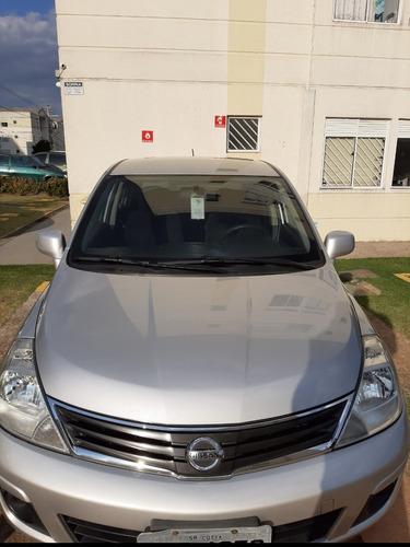 Nissan Tiida Sedan 1.8 Flex 4p 2012
