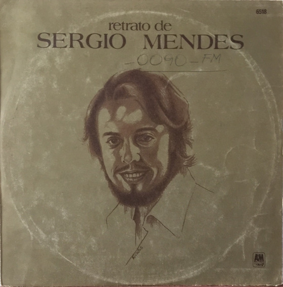 Sergio Mendez - Retrato - Disco Vinilo