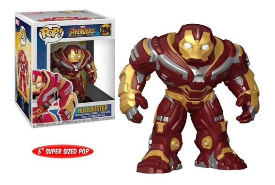 Funko Pop! Marvel - Hulkbuster 294