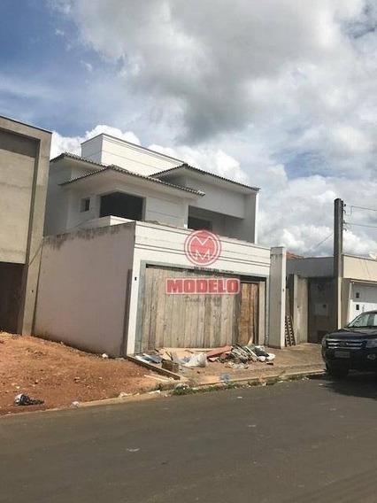 Casa Residencial À Venda, Jardim Agrolar , Saltinho. - Ca1727