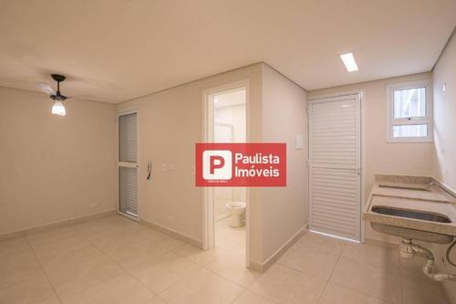 Studio Com 3 Dormitórios À Venda, 100 M² Por R$ 3.100.000,00 - Barra Funda - São Paulo/sp - St0218