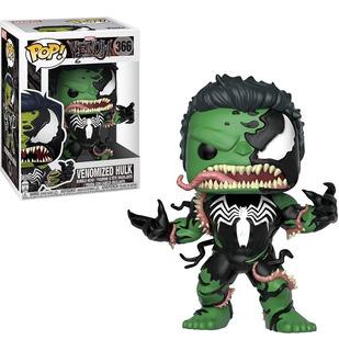 Funko Pop Original Hulk Venomizado 336