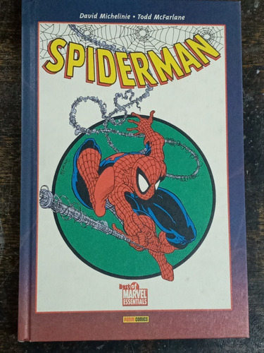 Imagen 1 de 9 de Spiderman * Todd Mcfarlane Y David Michelinie * 3 Tomos *