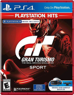 Gran Turismo 5 Ps4 Fisico + Envio Gratis