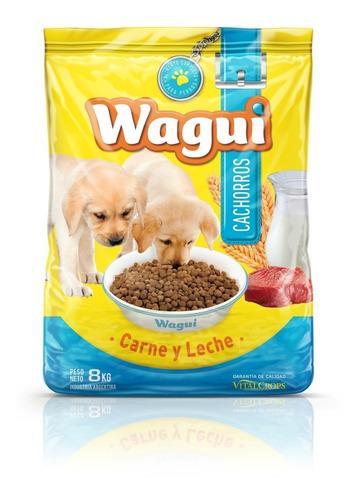 Alimento Perro Wagui Cachorros 8 Kilos ** A Retirar Caba***