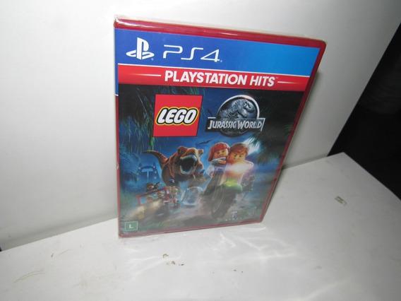 Lego Jurassic World Ps4 Mídia Física Novo Lacrado