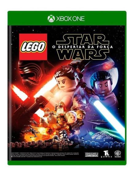 Lego Star Wars O Despertar Da Força Xbox One Mídia Física