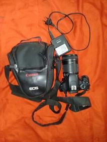Câmera Canon T3i Lente 18-135
