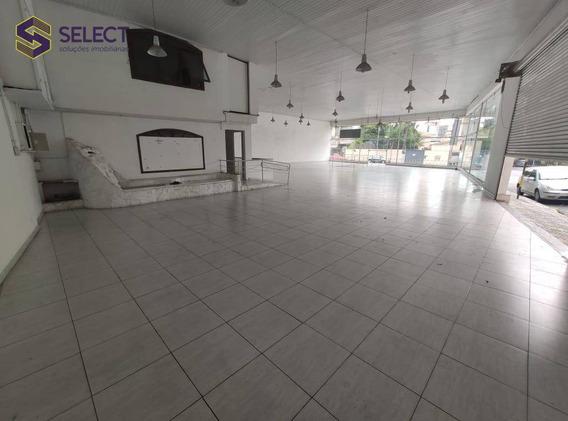 Salão Comercial Excelente No Largo Do Rudge Ramos Para Locação Ou Venda - Sl0006