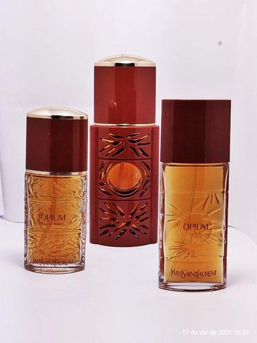 Combo Opium Vintage: Secrete De Parfum, Edt 50/30/30ml