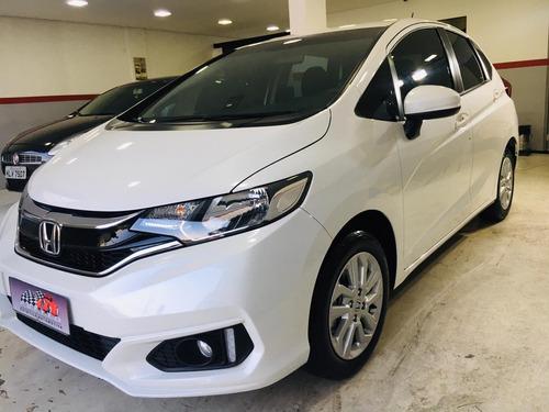 Imagem 1 de 12 de Honda Fit 2019 1.5 Lx Flex Aut. 5p