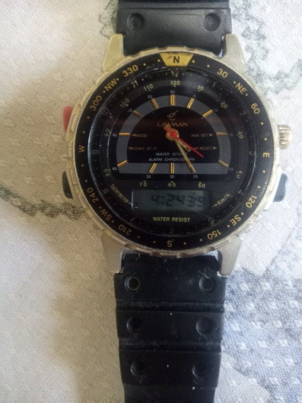 Relógio Calinda Anos 90 Funcionando Ler Anuncio