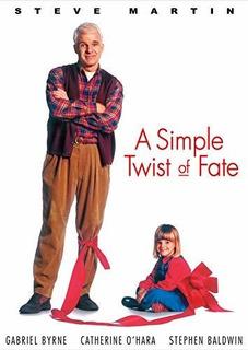 Dvd : Simple Twist Of Fate (1994)