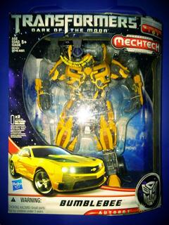 Bumblebee Transformer Leader Class