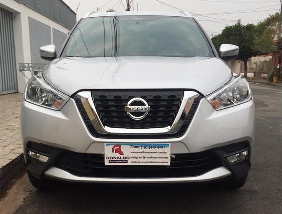 Nissan Kicks 1.6 16v 4p Sv Flex X-tronic Cvt