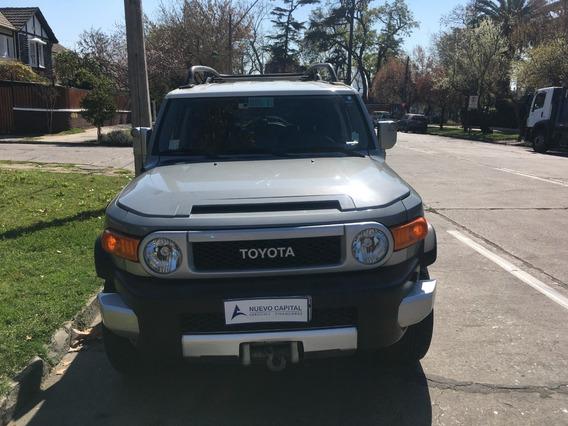 Toyota Fj Crusier Impecable