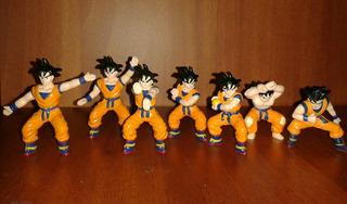 Muñeco Dragon Ball Goku Fases De Poder