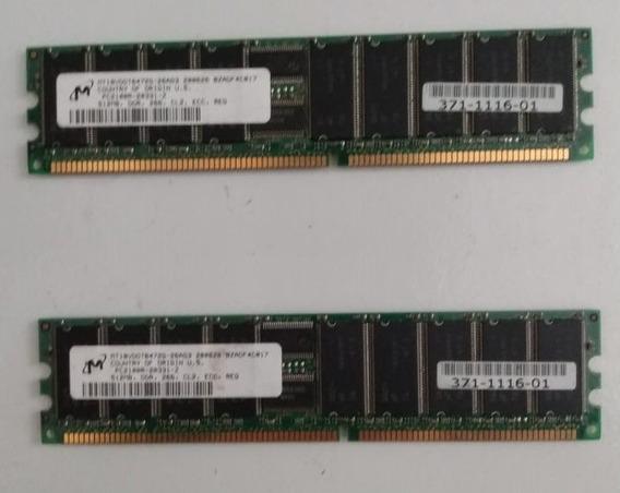 Memoria Ram 512mb Ddr 266 Cl2 Pc2100r