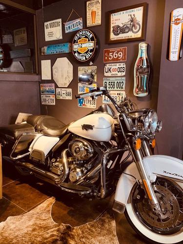 Imagem 1 de 5 de Harley Davidson - Road King Flhrc 2013/2013