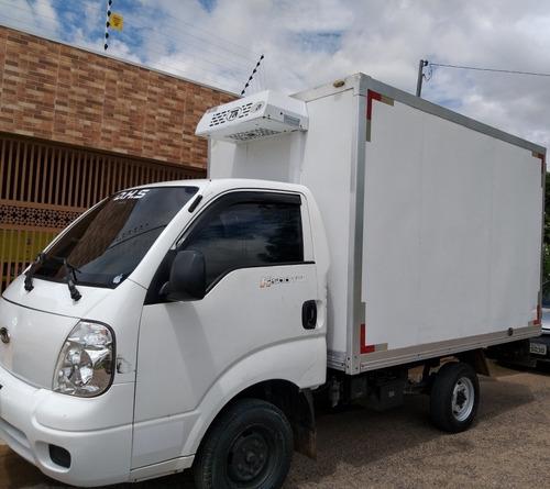 Kia Bongo K2500 Baú Refrigerad