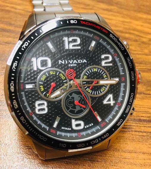 Reloj Nivada Np17301ame (america) Edición Limitada