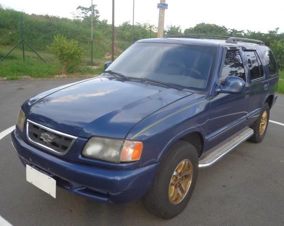 Blazer 97 Executive 4.3 V6 Automatica Couro Ar Dir Só 16.550
