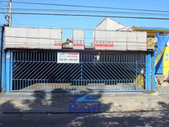 Locação/ Venda Salão - Socorro, São Paulo-sp - 947-1